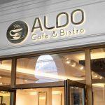 Aldo Bistro Logo