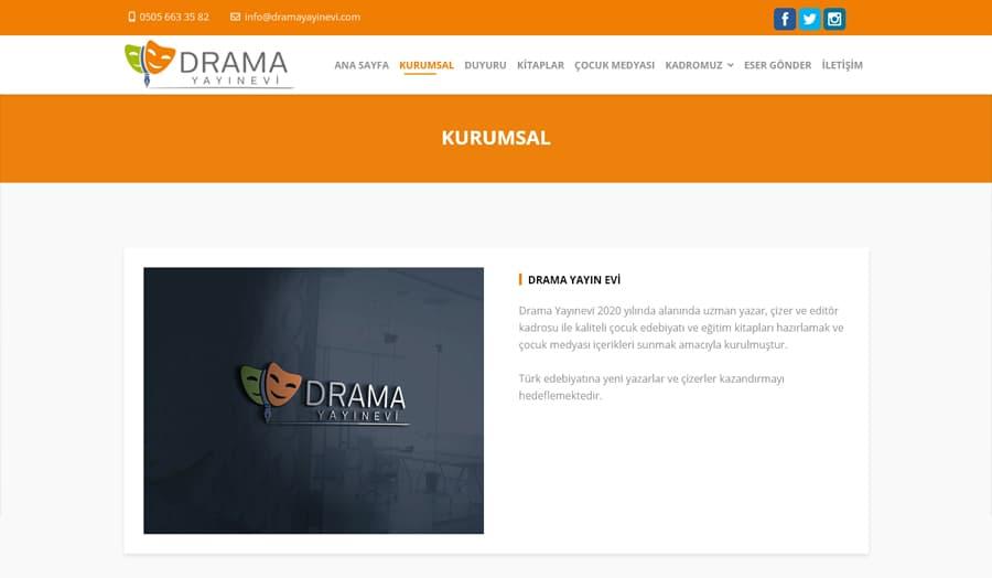 Drama Yayınevi