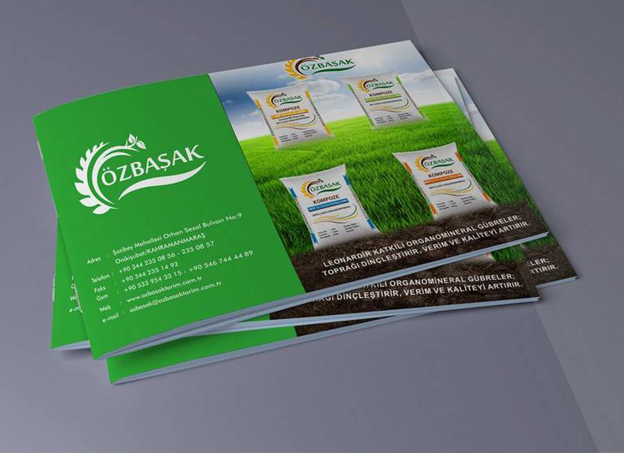 Öz Başak Tarım Katalog 2018