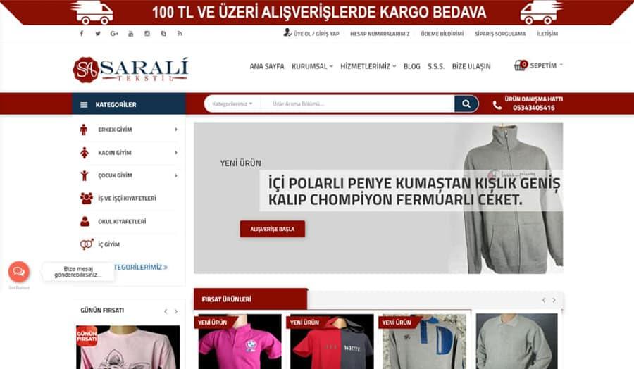 Sarali Tekstil