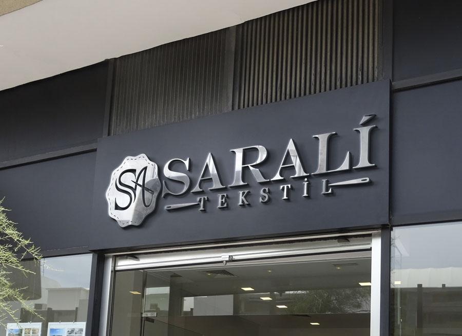 Sarali Tekstil Logo