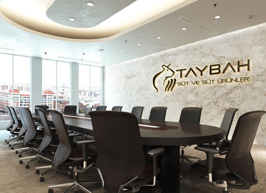 Taybah Logo